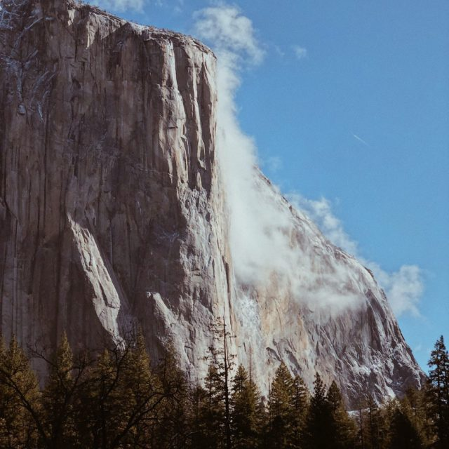 Photo of El Capitan in Yosemite National Park